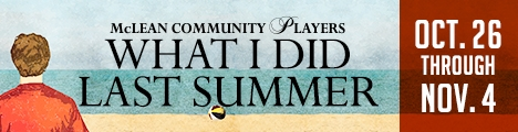 McLean Community Players presents What I Did Last Summer