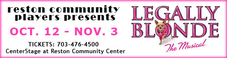 Reston Community Players Presents Legally Blonde the Musical