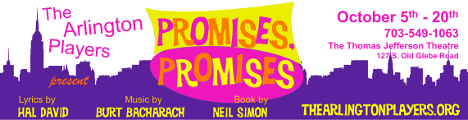 The Arlington Players presents Promises, Promises