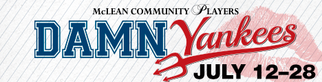McLean Community Players presents Damn Yankees