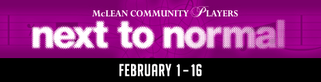 McLean Community Players presents Next to Normal