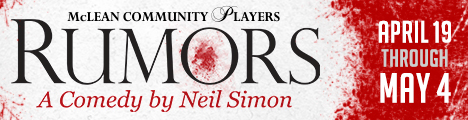 McLean Community Players presents Rumors