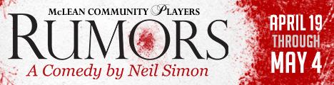 McLean Community Players presents Rumors