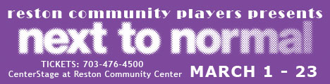 Reston Community Players Presents Next to Normal