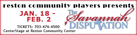 Reston Community Players Presents The Savannah Disputation