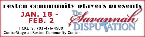 Reston Community Players Presents The Savannah Disputation