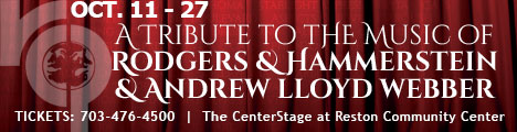 Reston Community Players Presents A Tribute to the Music of Rodgers & Hammerstein and Andrew LLoyd Webber