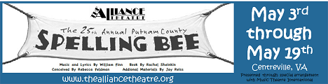 The Alliance Theatre presents The 25th Annual Putnam County Spelling Bee