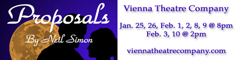 Vienna Theatre Company Presents Proposals