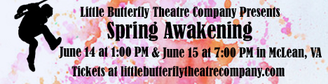 The Little Butterfly Theatre Company Presents Spring Awakening