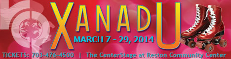 Reston Community Players Presents Xanadu