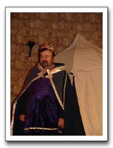 Chuck Dick (King Arthur)
