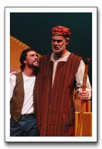 Ryan Schaffer (Joseph), Bob Chaves (Jacob)