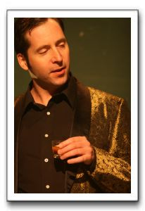 Colby Codding as Gratiano