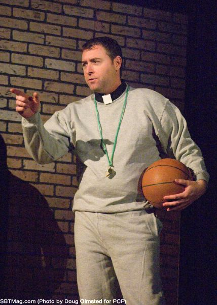 doubt father flynn Evan crump as father flynn in doubt photo courtesy of seenosun onstage  aloysius' crusade against father flynn centers on the perception.