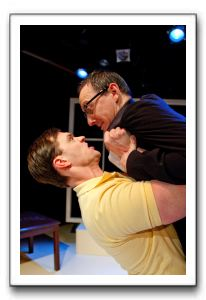James Finley as Bronk Brannigan; Donald Osborne as George MacCauley