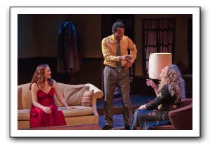Robin Covington as Gabrielle; Theodore M. Snead as Alex; Vanessa Bradchulis as Mary