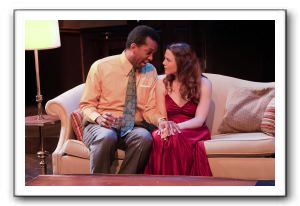 Theodore M. Snead as Alex; Robin Covington as Gabrielle