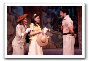 Hollis Resnik as Margaret Johnson, Margaret Anne Florence as Clara Johnson and Nicholas Rodriguez as Fabrizio Naccarelli