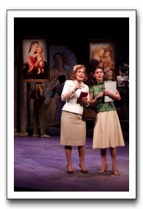 Hollis Resnik as Margaret Johnson and Margaret Anne Florence as Clara