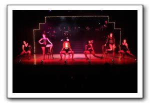 Chicago's Merry Murderesses featuring Bethany Blakey as Velma Kelly