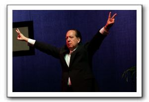 Bob Sams as Richard Nixon