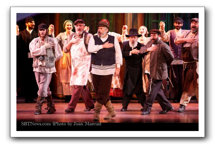 National Theatre Fiddler On The Roof Showbizradio