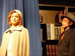 Eleanor Burling (Blousey Brown), Aubrey Blount (Bugsy Malone)