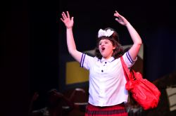 Emma Sheffer  (Tracy Turnblad)