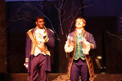 The Princes (Charles Watley and Xandra Weaver)