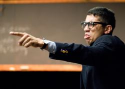 Arturo Tolentino as Aloysius