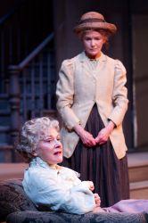 Helen Carey as Mary Tyrone and Helen Hedman as Cathleen