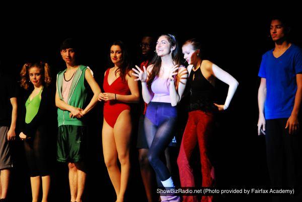 in photos of fairfax academy a chorus line a chorus line stream a chorus line one