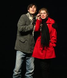 Gunnar Frodigh and Melanie Reuter