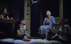 Susan Marie Rhea, Karen Novack, Rena Cherry Brown, Belen Pifel