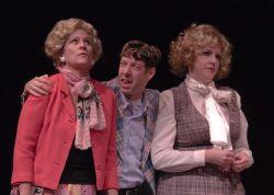 Sarah Holt, Ric Andersen, and Robin Parker