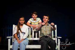 Maria Berkowitz, Forrest Browne, Thomas Kelty
