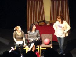 'I Want it All' Becca Harney as Lizzie, Anne Ermlick as Arlene, Meredith Ford as Pam