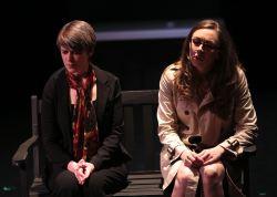 Erica Smith as Nancy Shirley, and Erin Finucane as Agnetha Gottmundsdottir