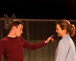 David Dieudonne (George), Cara Duckworth (Callie)
