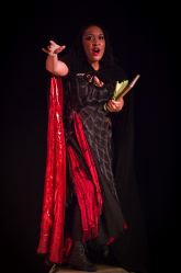Kindra Cook as the Witch