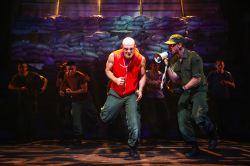 Joseph Carlson as Sarge, Vato Tsikurishvili as Son