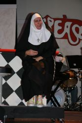 Reverend Mother Mary Regina (Holly Czuchna)