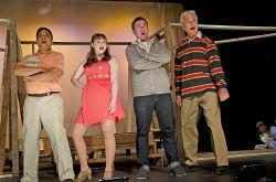 Kieth Flores; Molly Nuss; Josh Goldman; Steve Nixon