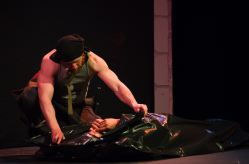Will Hayes as Hecate, Theodore M. Snead as Duncan
