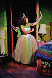 Dorea Schmidt as the Star Princess