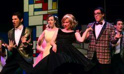 Eric Teran (Danny), Kristina Rexford (Patty), Rebecca Bradley (Rizzo), Declan Enright (Eugene), Carlos Castillo (Roger): 'Born To Hand Jive'