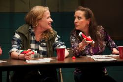 Johanna Day as Margie and Amy McWilliams as Jean