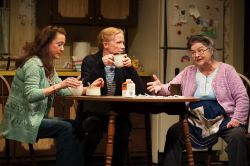 Amy McWilliams as Jean, Johanna Day as Margie and Rosemary Knower as Dottie