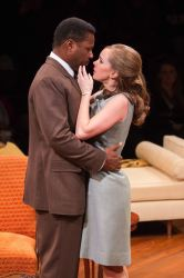 Malcolm-Jamal Warner as Dr. John Prentice and Bethany Anne Lind as Joanna Drayton